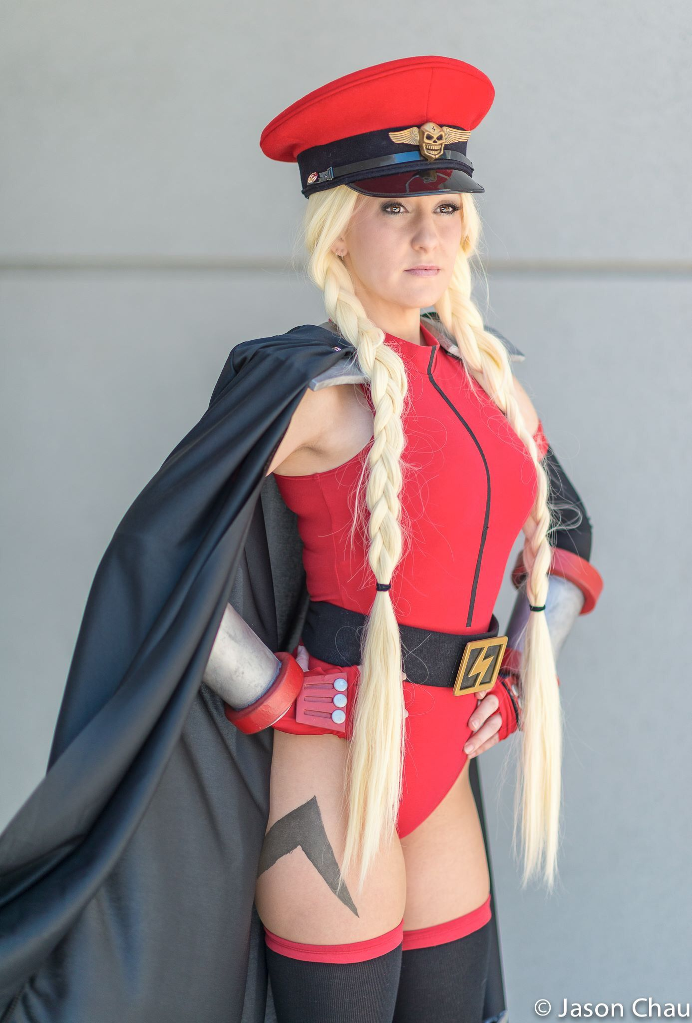 Video game characters · geek girls · anime sexy · costume makeup · raychul moore street fighter costumes cammy street fighter m bison typ 1