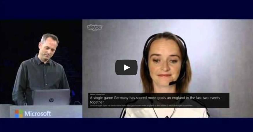Microsoft's research department has been building some incredible things of late, and one of them comes from the Skype team and was demoed on stage at Re/code's Code conference back in May: Skype Translator lets users talk via voice and video in real-time even if they don't speak the same language, and now it's ready for a limited public roll-out.  On the official Skype blog, Microsoft issues a request for sign-ups from those interested in trialling Skype Translator, which will begin to roll…