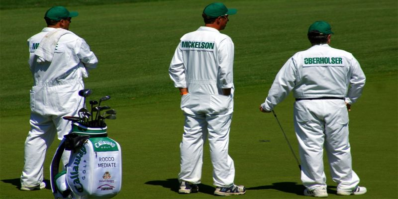 Back Of Caddy Uniform Golf Ball Gift Golf Humor Golf Ball Crafts