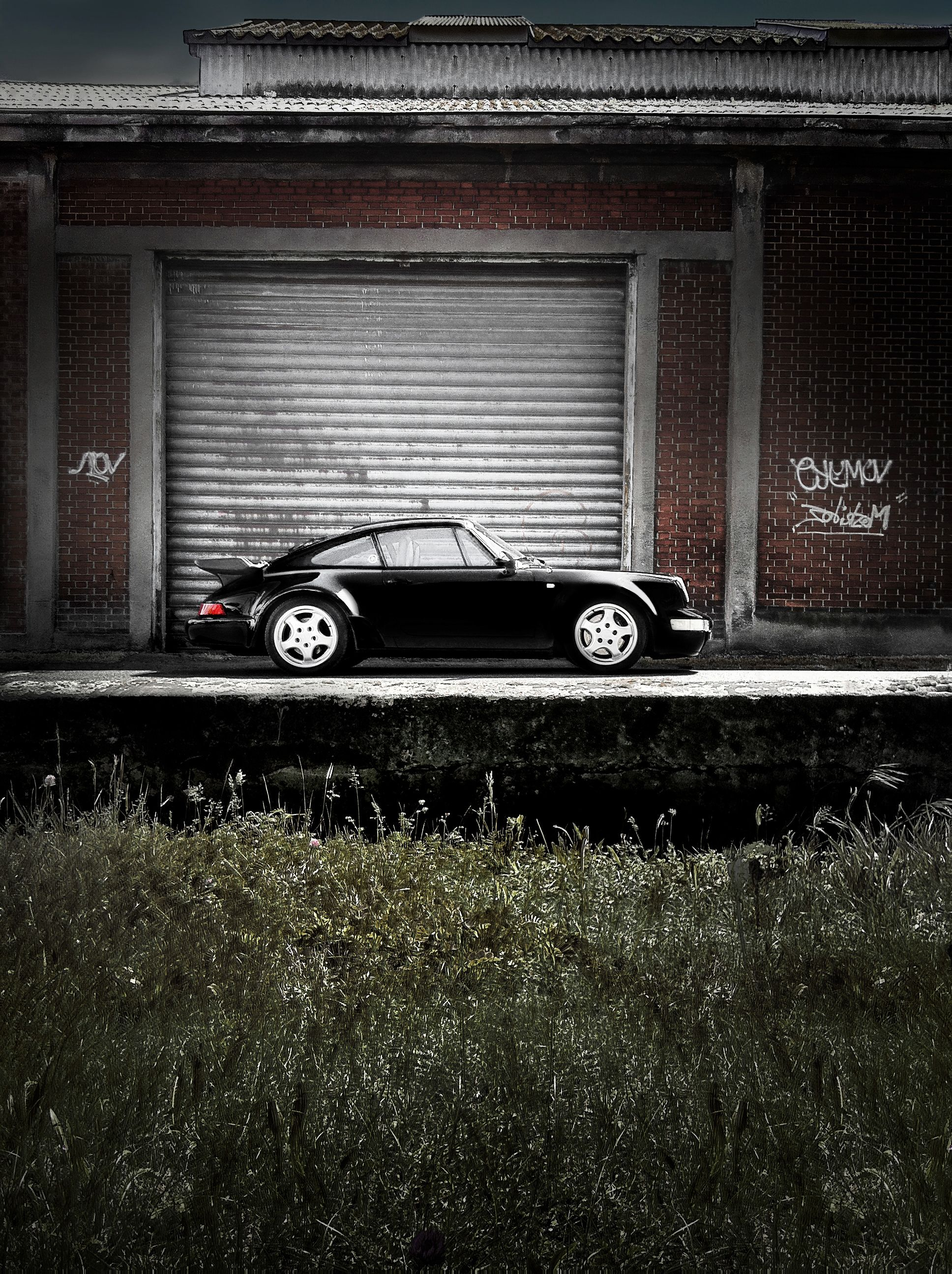 Porsche 964 Turbo S Ii 965 Porsche 964 Car Photography Turbo S