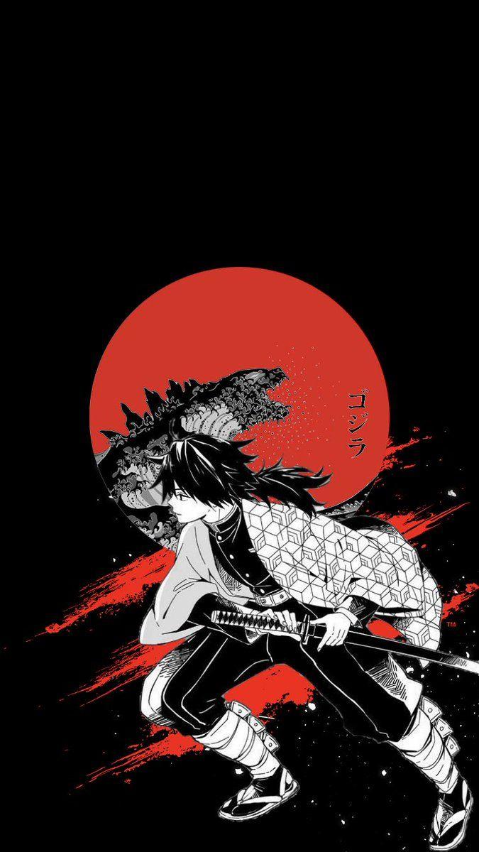 Pin By Lamberdoodle On Demon Slayer Best Fanarts Slayer Anime Hypebeast Wallpaper Anime Guys