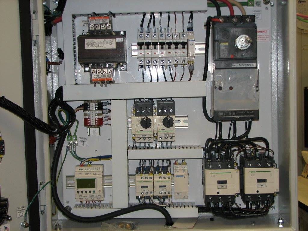 Basic Electrical Control Panels For Basic Functionality Control Panels Paneling Electricity