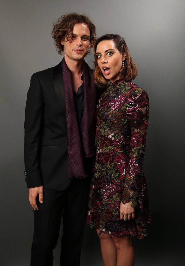 Interview: Aubrey Plaza, Matthew Gray Gubler & More on ...