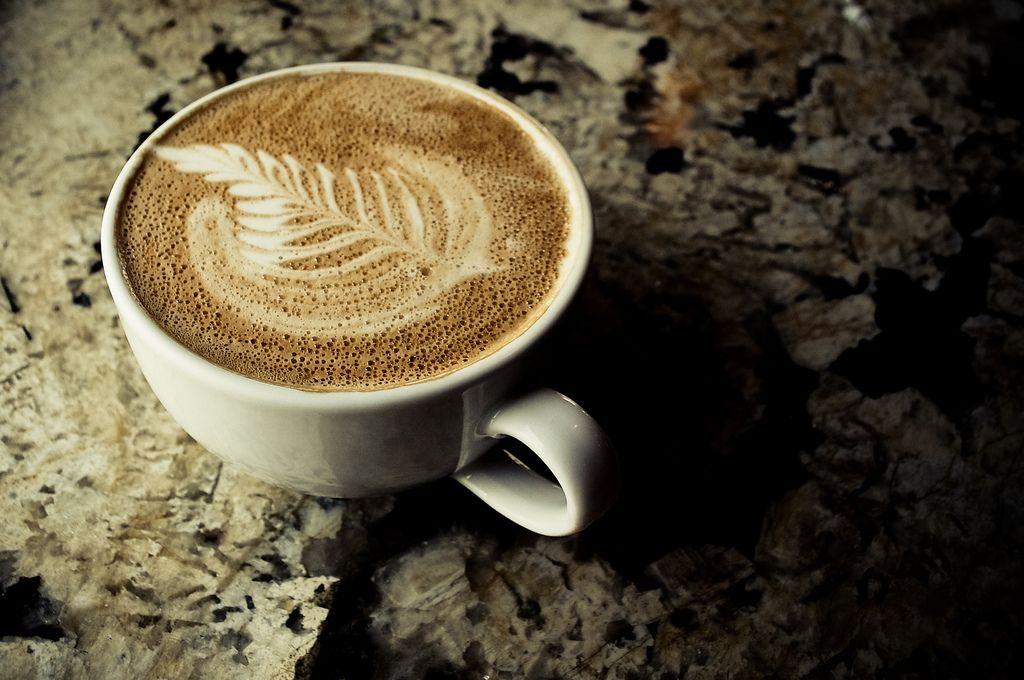 Tierra Mia Coffee Latte Latte, Coffee latte, Latte art