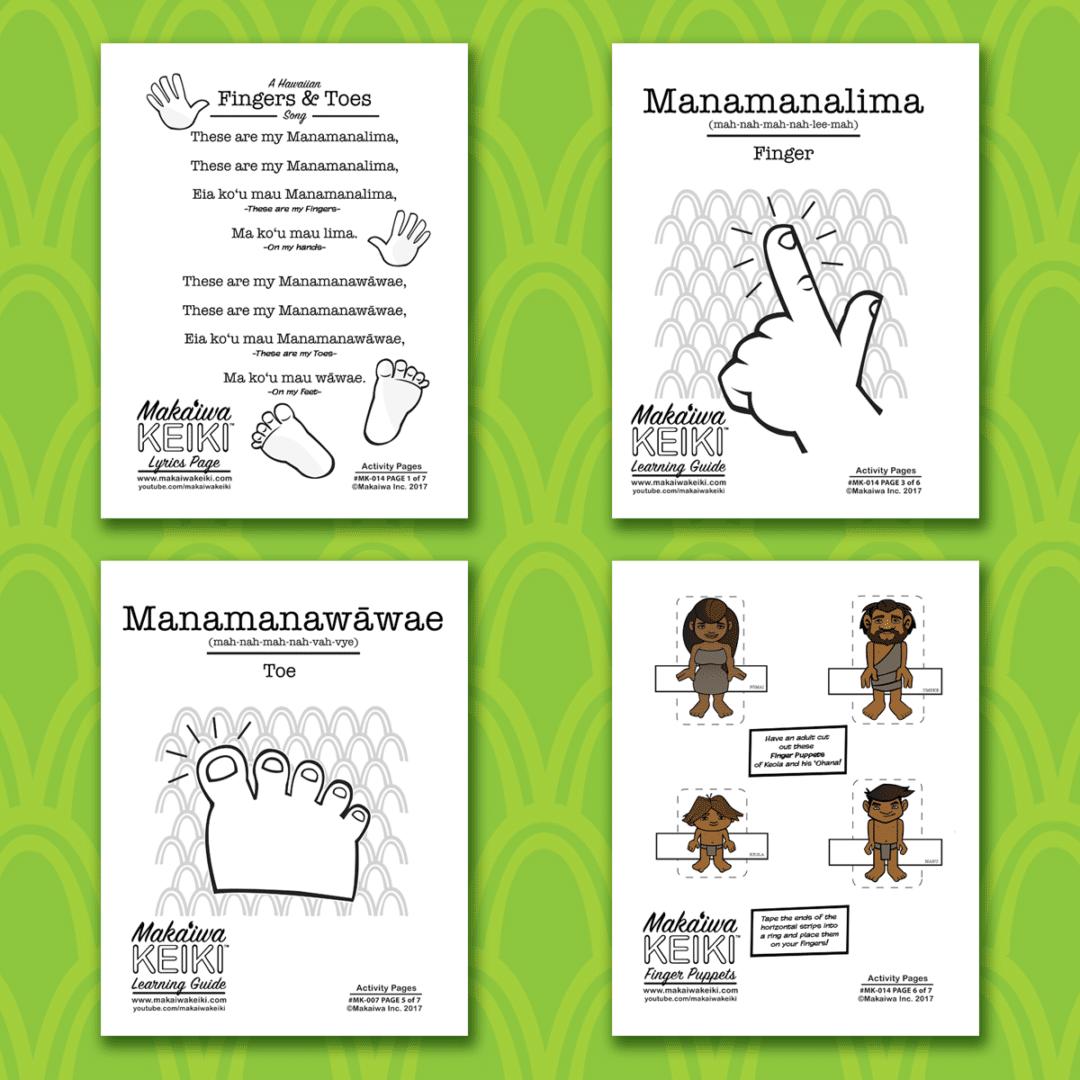 Learn Hawaiian The Fun Way With Our Free Printable