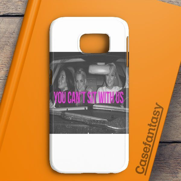 Paris Hilton, Lindsay Lohan And Britney Spears You Can'T Sit With Us Samsung Galaxy S7 Edge Case | casefantasy