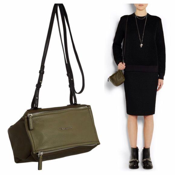 EUC Givenchy Pandora Mini Bag!