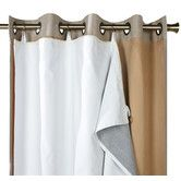 Found it at Wayfair - Thermalogic Ultimate Single Curtain Panel Liner