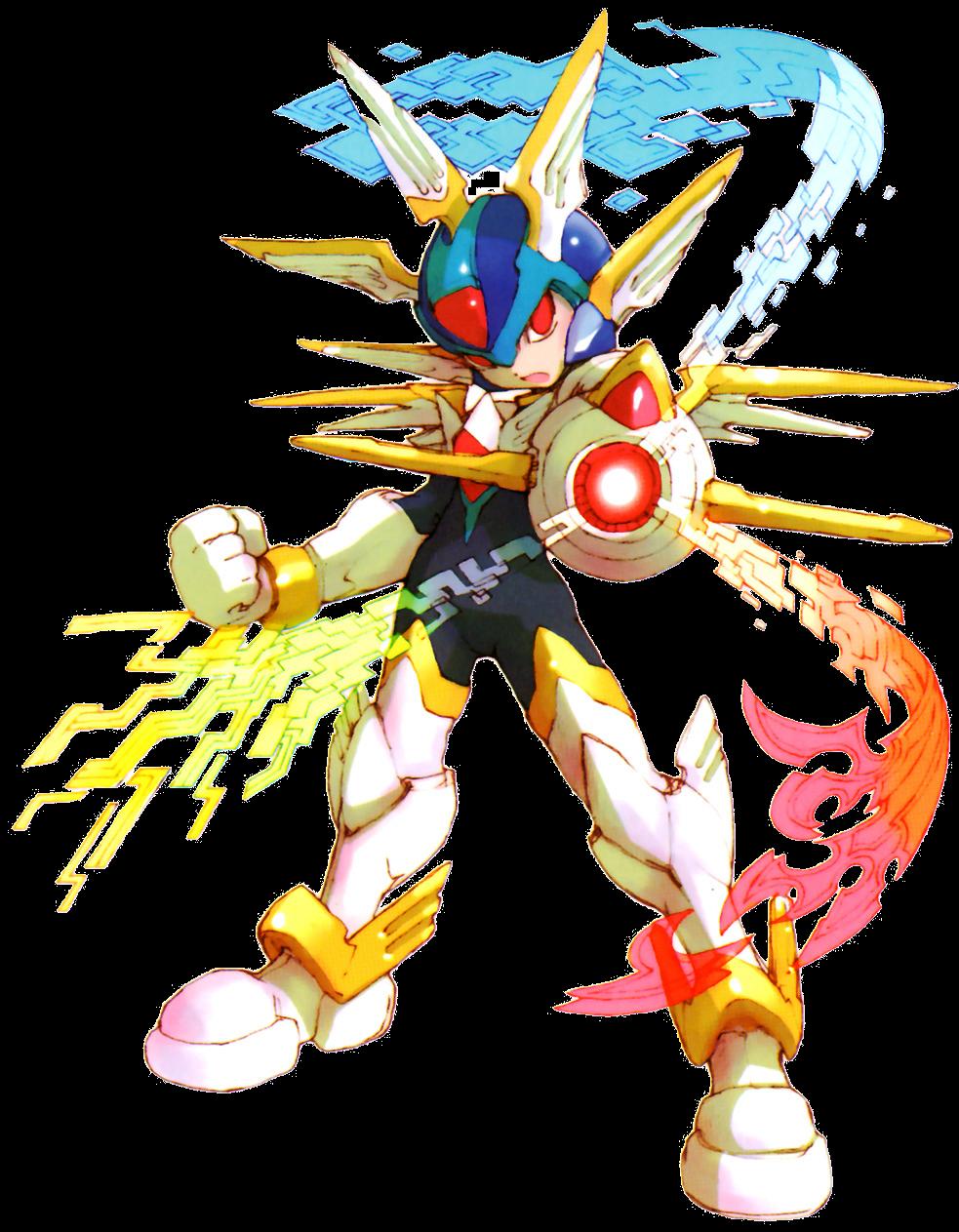 Copy X Mega Man Art Mega Man Character Art