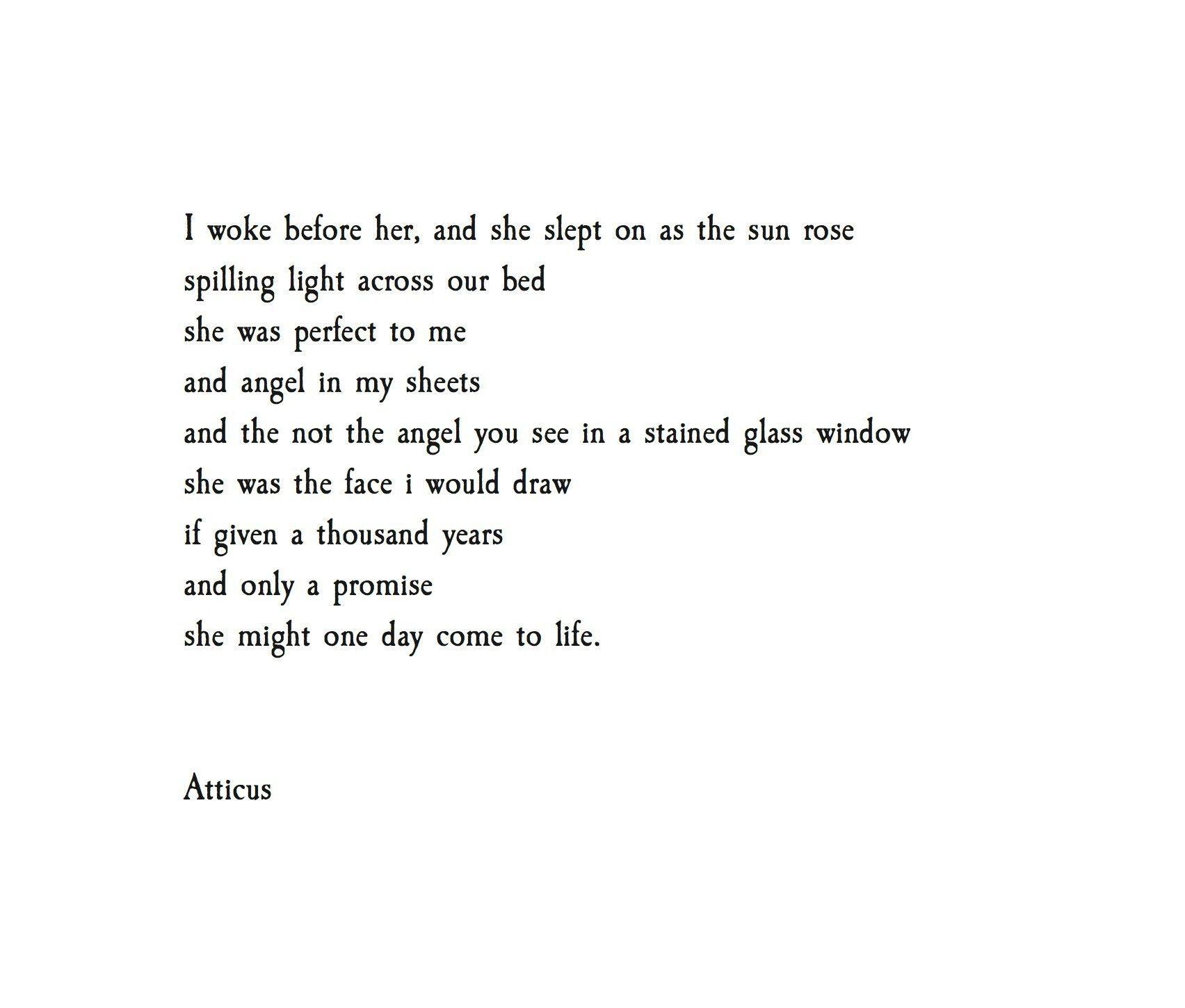 How I Felt Every Time The Moonlight Would Shine On You.. I