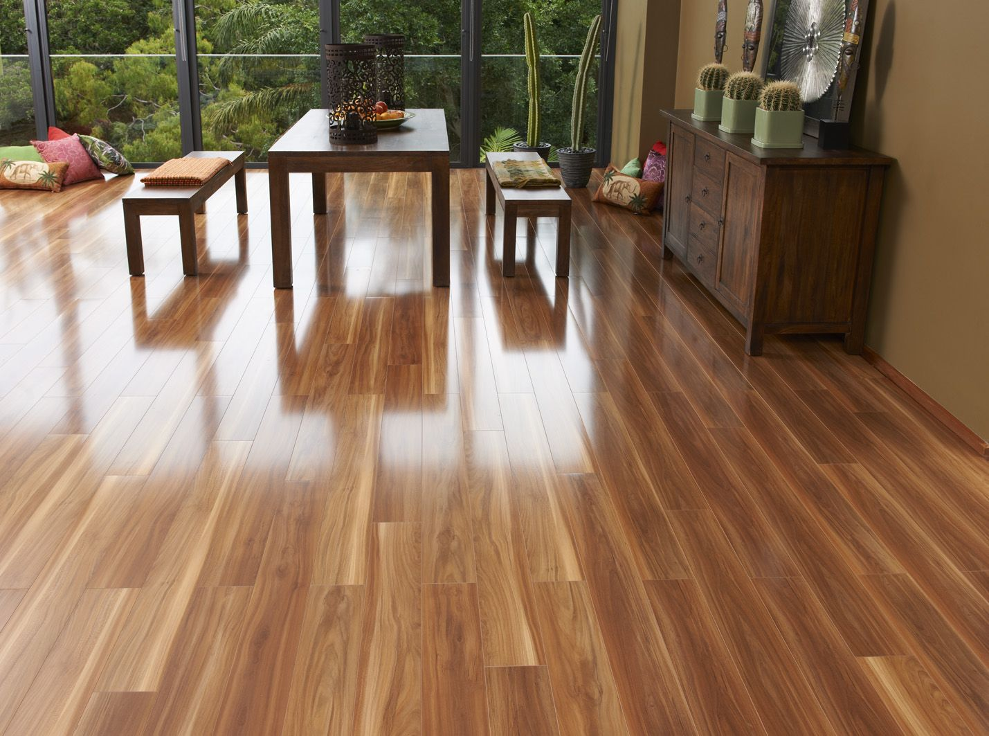 Woodtrends 'Tallowood' Laminate Flooring Perfect for