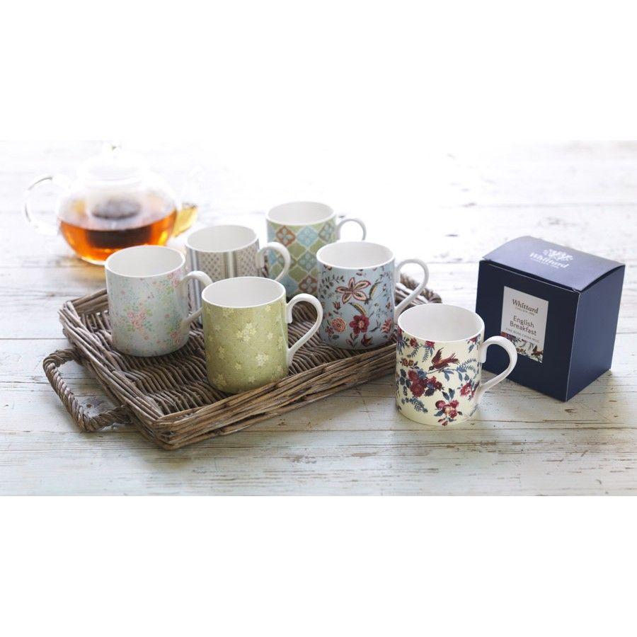 Mug Earl Grey Whittard of Chelsea #teatime