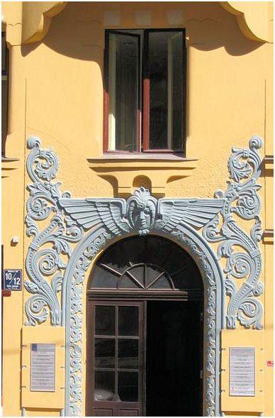 ART NOUVEAU LATVIA