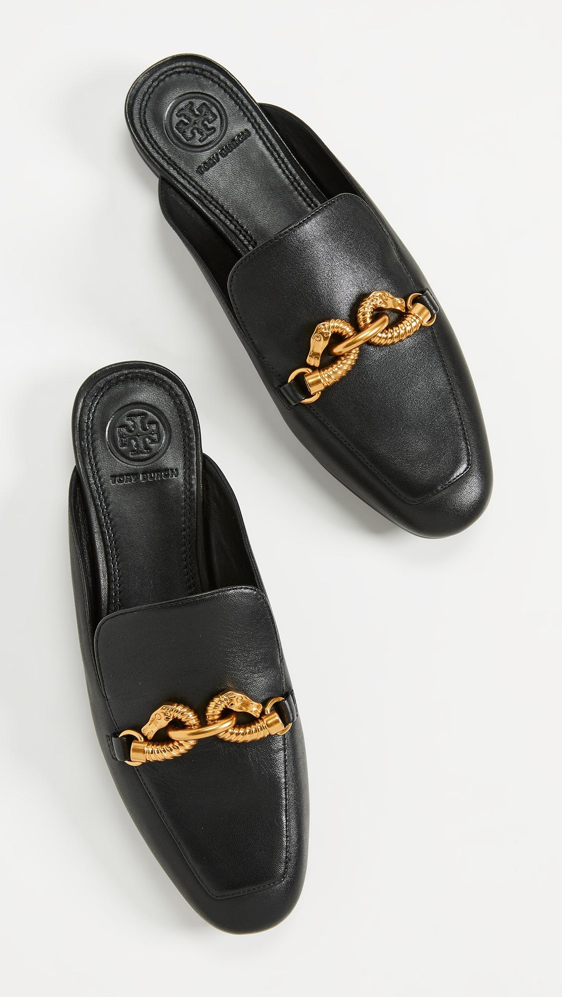 553733af4 Tory Burch Jessa Backless Loafers