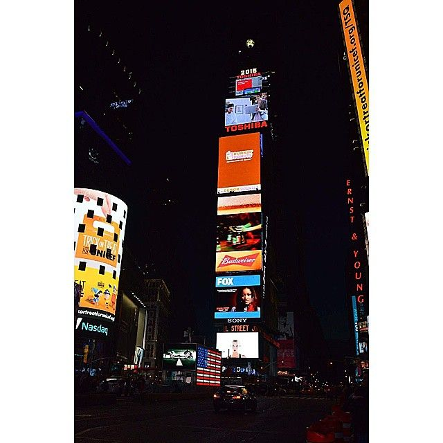 Times Square can't shine as bright as you.  #heytheredelilah #timessquare #nyc #photography by roseemilaye