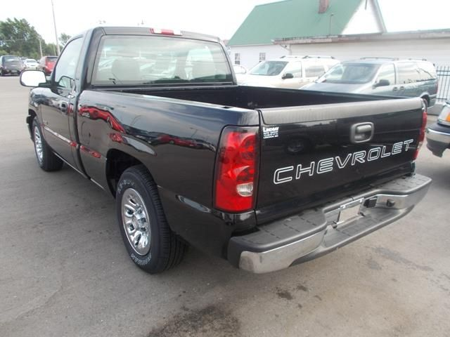 Wonderful 2007 Chevrolet Silverado 1500 Classic Work Truck *SALVAGE TITLE* In Lebanon  MO   Lindsay