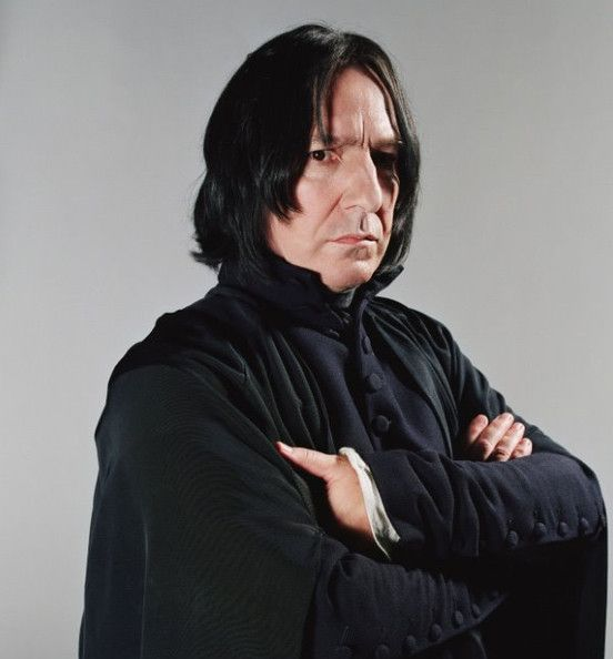Professor Snape In The Harry Potter Movies Severus Snape Harry Potter Movies Harry Potter Characters