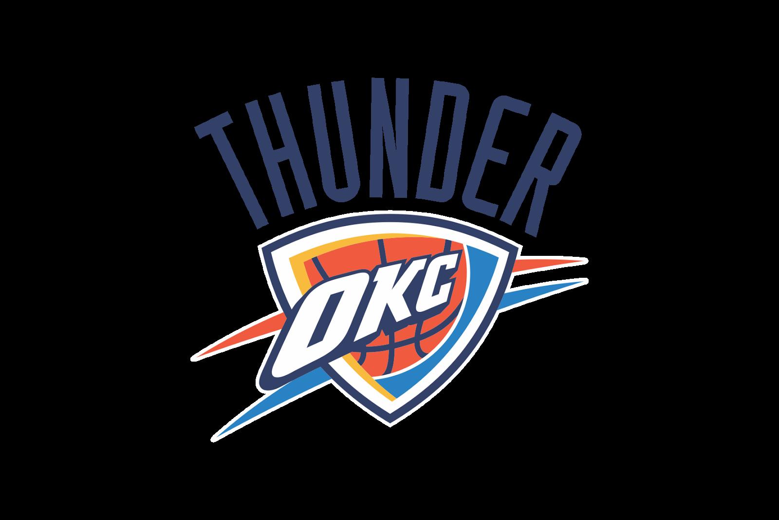 Thunder Make It Rain In San Antonio Punter Problems Oklahoma City Thunder Logo Okc Thunder Thunder Basketball
