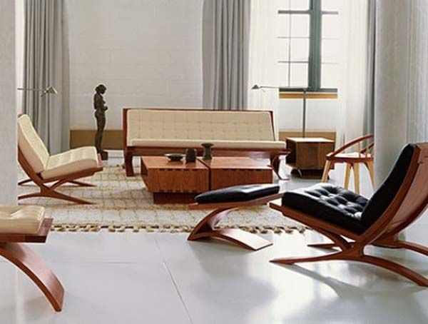 Beautiful Century Furniture | Mid Century Furniture Seating Collection From Thos.  Moser 1 Vita, Mid