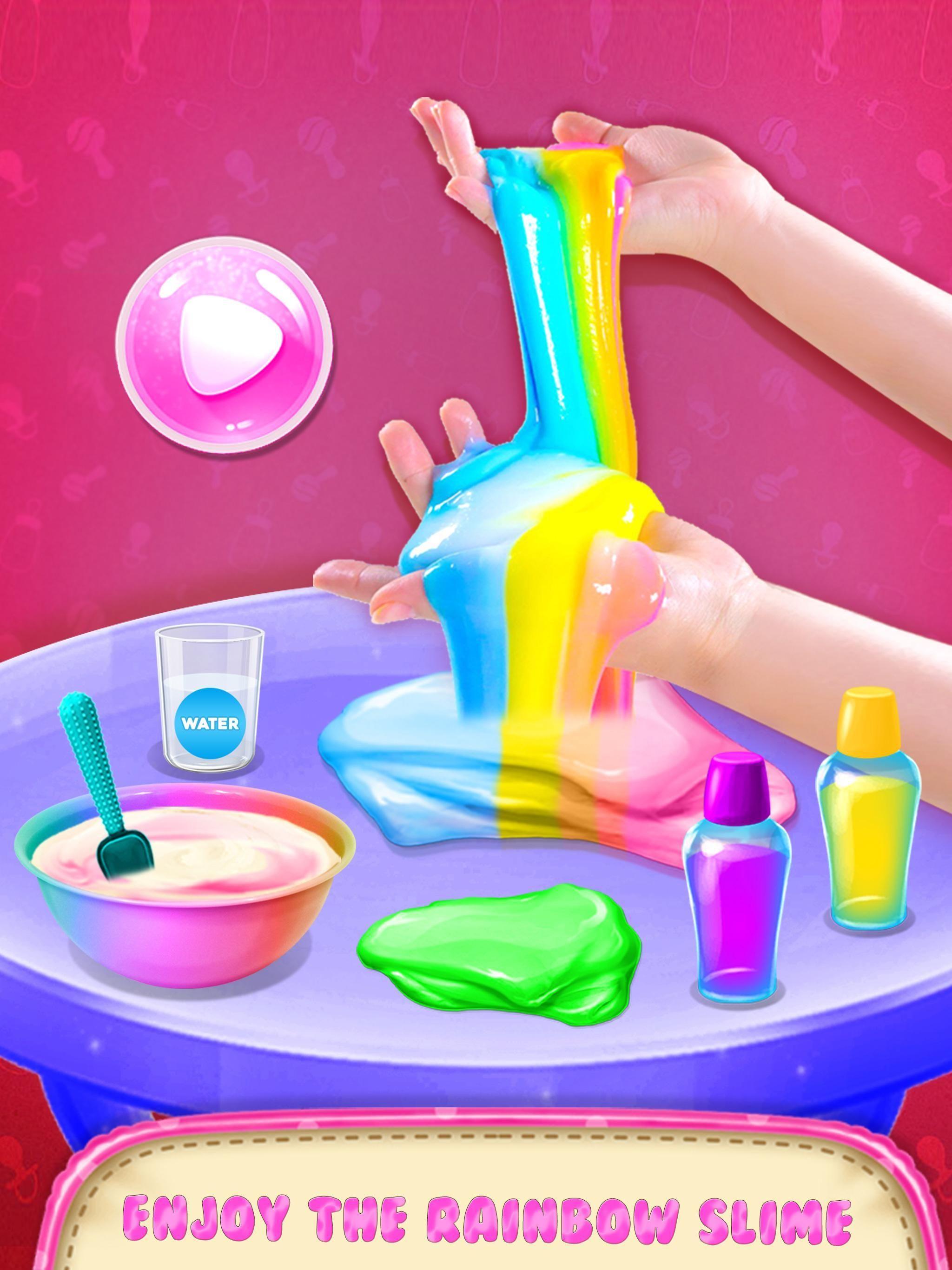 Slime Yap Oyun Maker Oyunlar