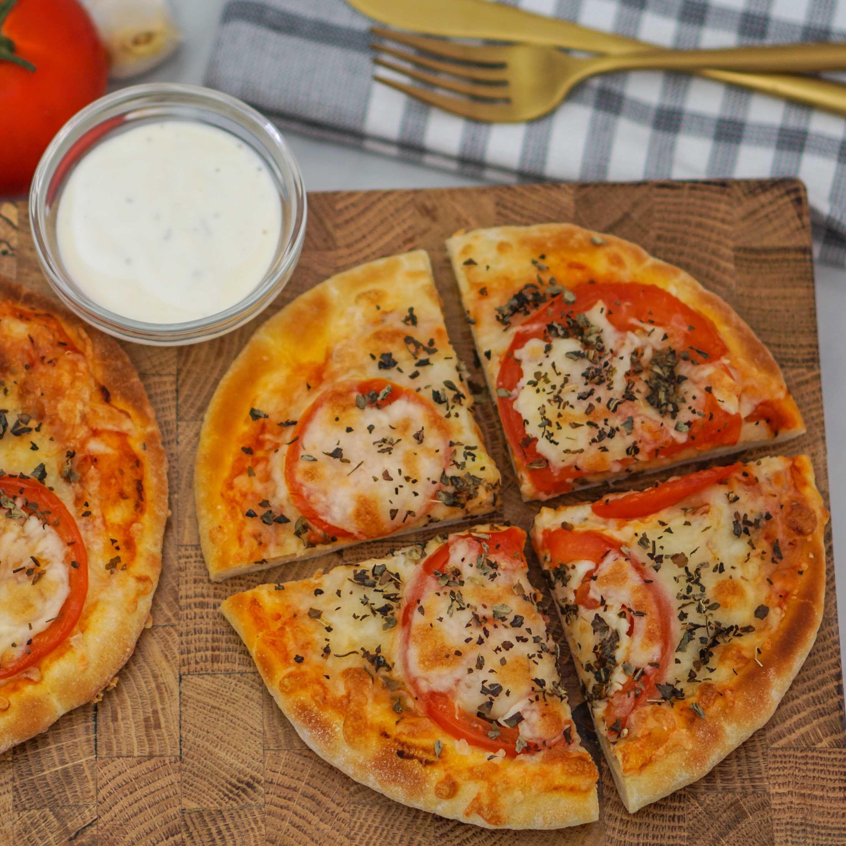 Ramadan Day 28 Iftar Food Food Iftar Pita Pizzas