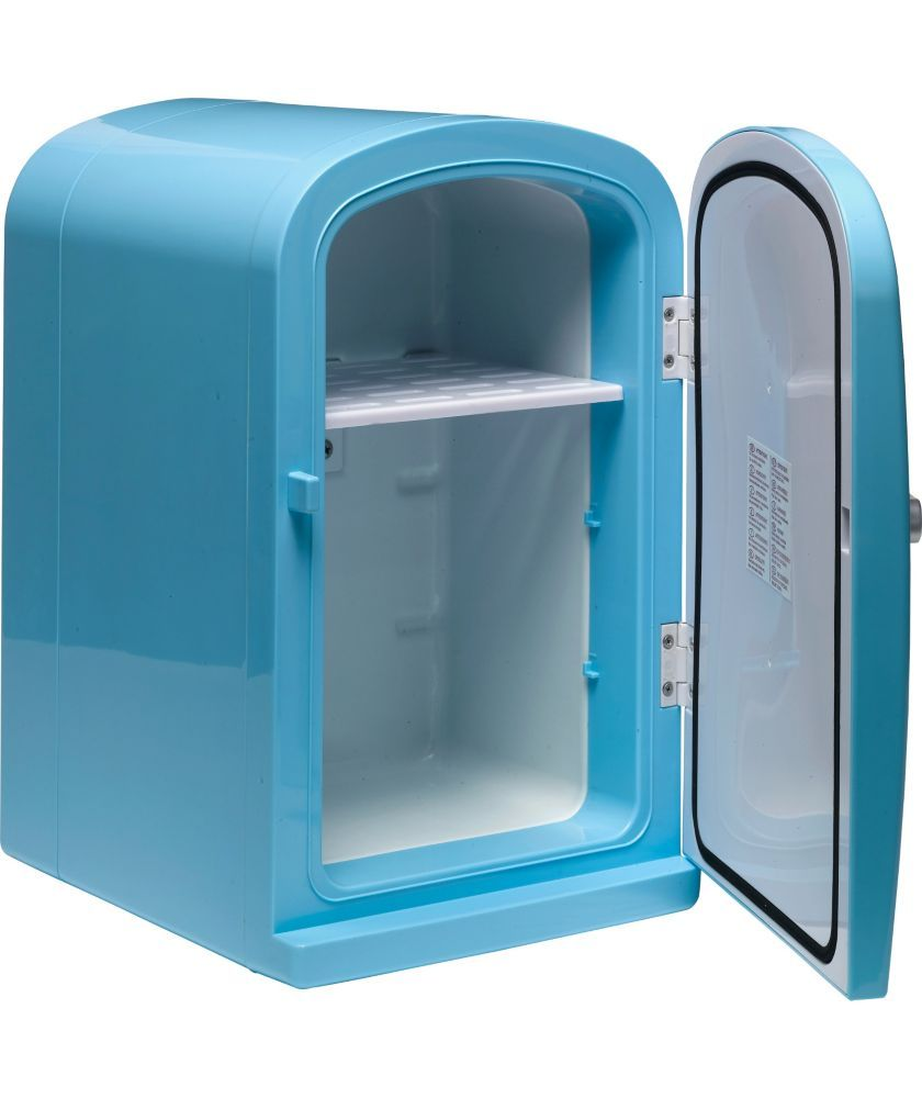 Buy 6 Litre Blue Mini Travel Fridge Mini Fridges Argos Mini Fridges Mini Fridge In Bedroom Mini Fridge