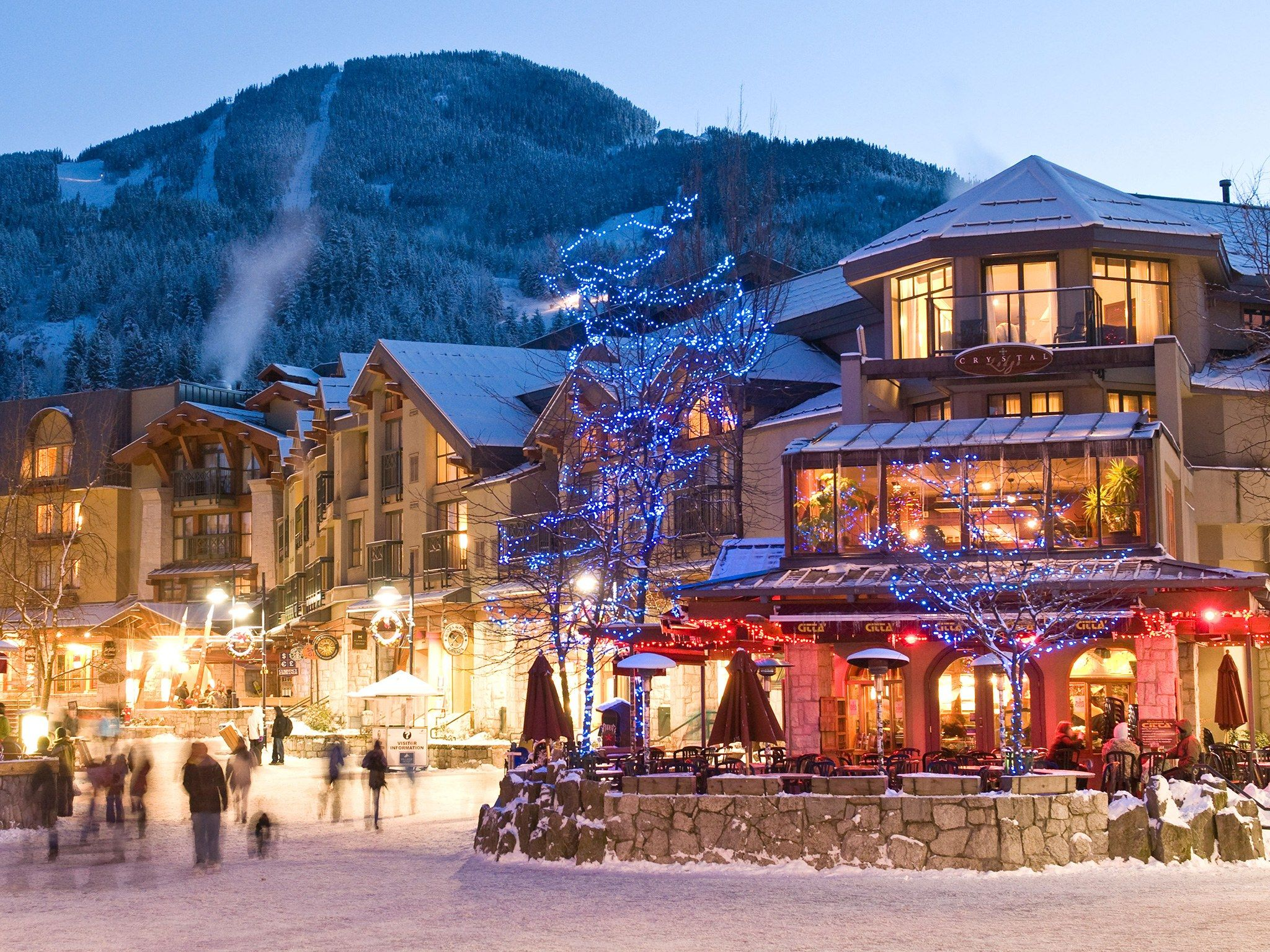 the best ski resorts in the u.s. and canada, according to our
