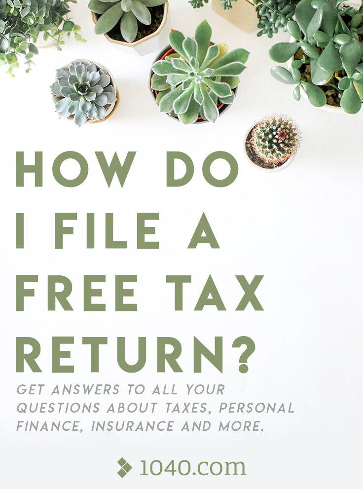 How To Get A Free Copy Of My Tax Return