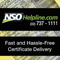 How To Get A Nso Birth Certificate In Philippines