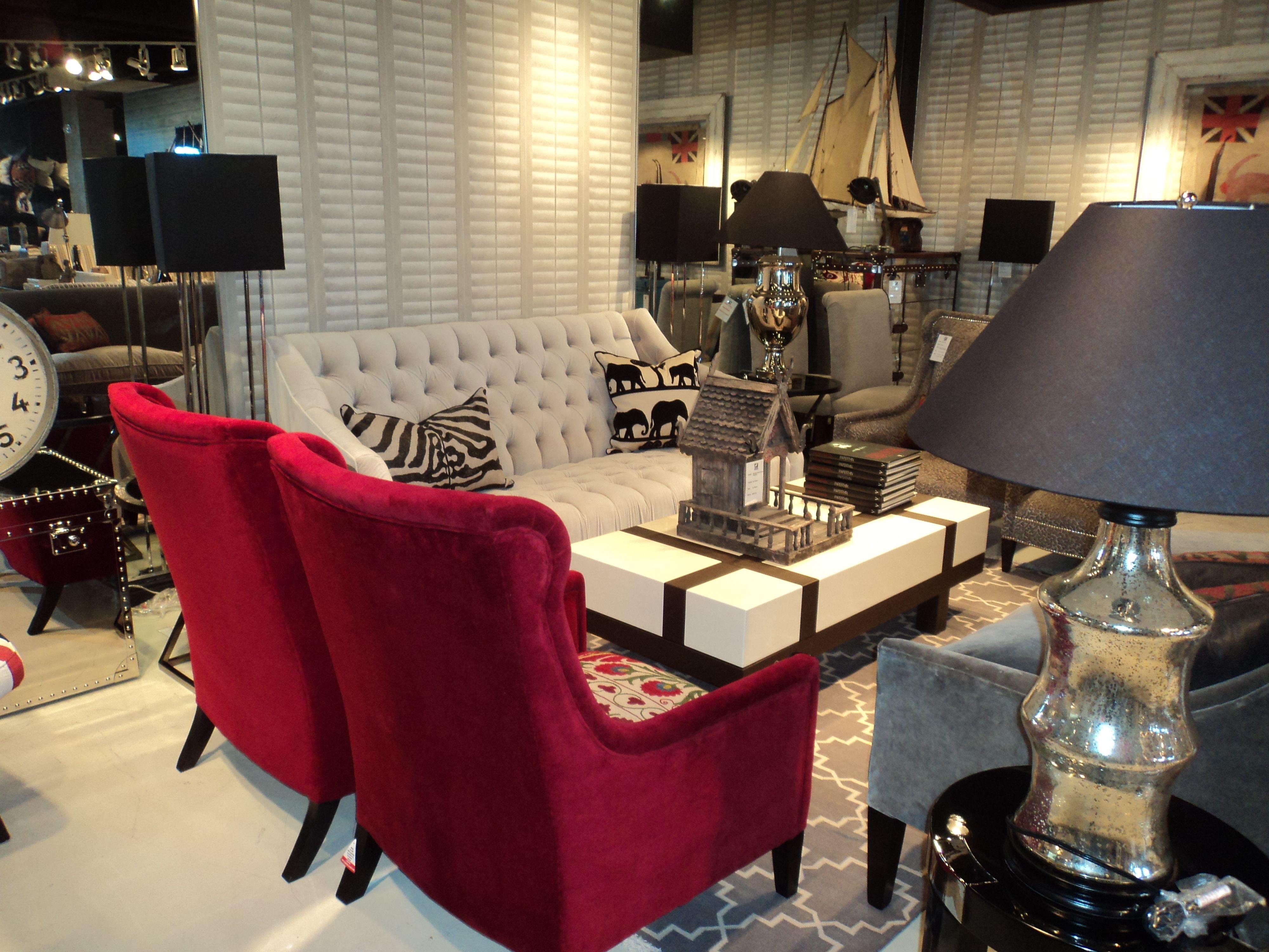 Andrew Martin Showroom- FL