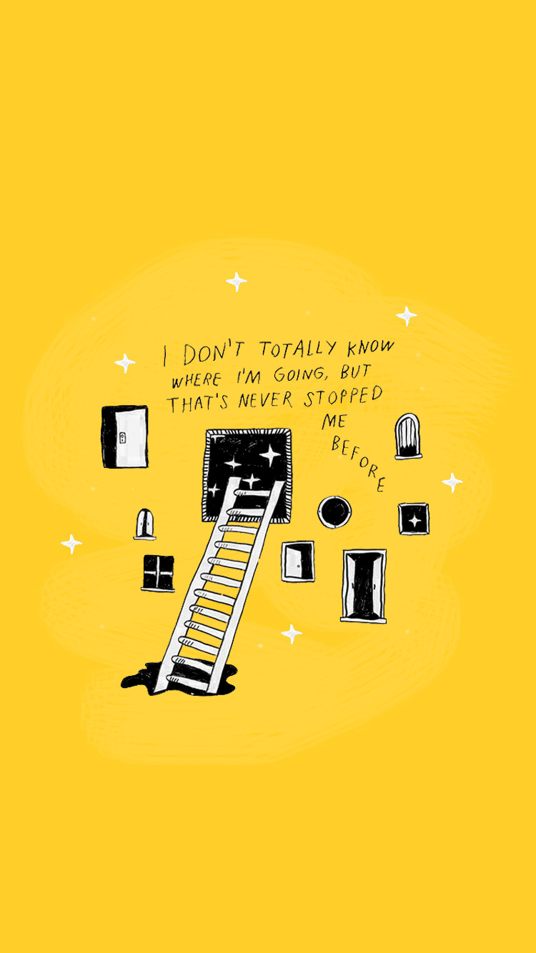 Pinterest At Maddimccomas Illustrated Quote Quotes