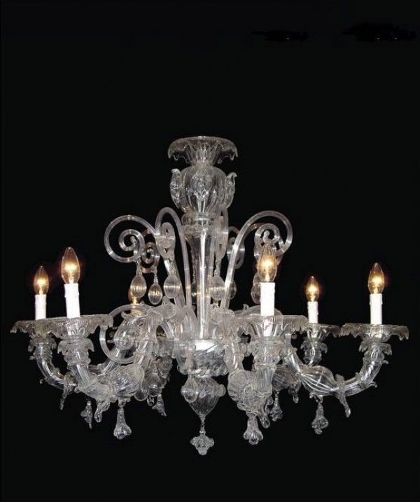 Lucia Muranodirect Venice Murano Glass Chandelier Murano