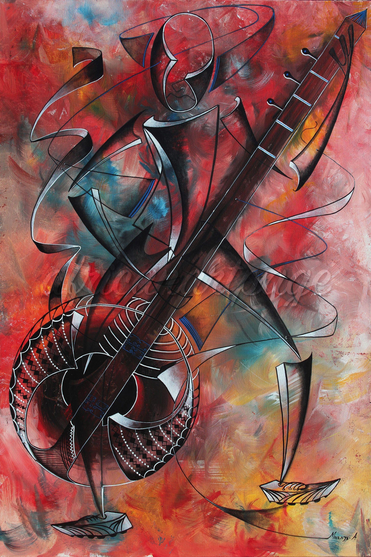 Zeze music Instrument /Best Abstract Instant downloadable