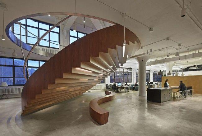 Office Design in New York by Wieden