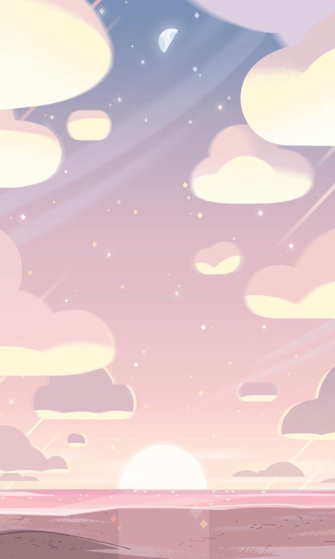 Aesthetic Wallpaper For Phone 3d Wallpapers In 2019 With Aesthetic Wallpapers Steven Universe In 2020 Aesthetic Pastel Wallpaper Aesthetic Wallpapers Steven Universe Wallpaper