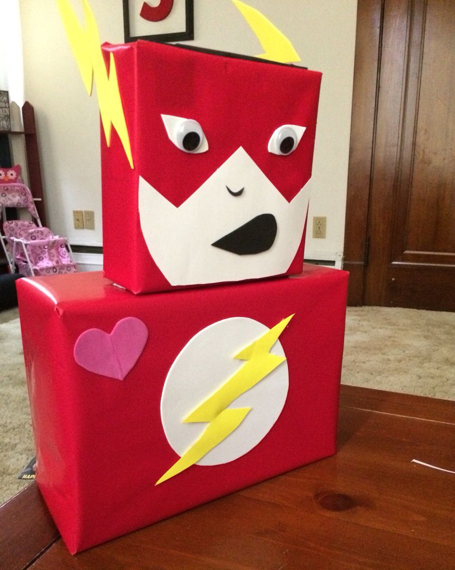 Image Result For Superhero Valentines Day Box Ideas