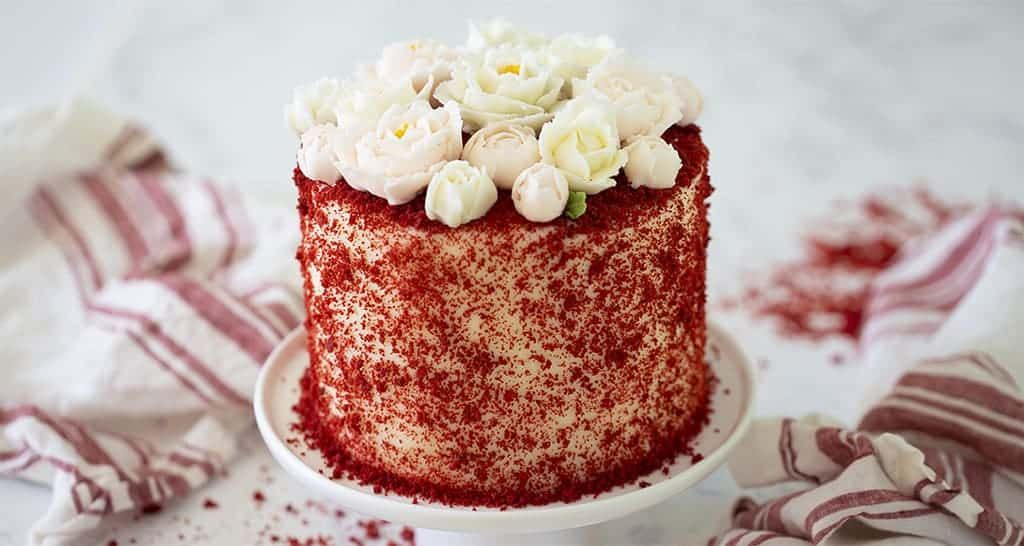 Red Velvet Cake Preppy Kitchen In 2020 Velvet Cake Recipes Light Chocolate Cake Best Red Velvet Cake