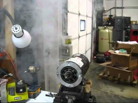 Hot Tub Pump Motor Explosion | Hot Tubs - What Can Go Wrong