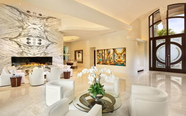 Browse our high end contemporary design portfolio for project galleries and luxury interior design packages
