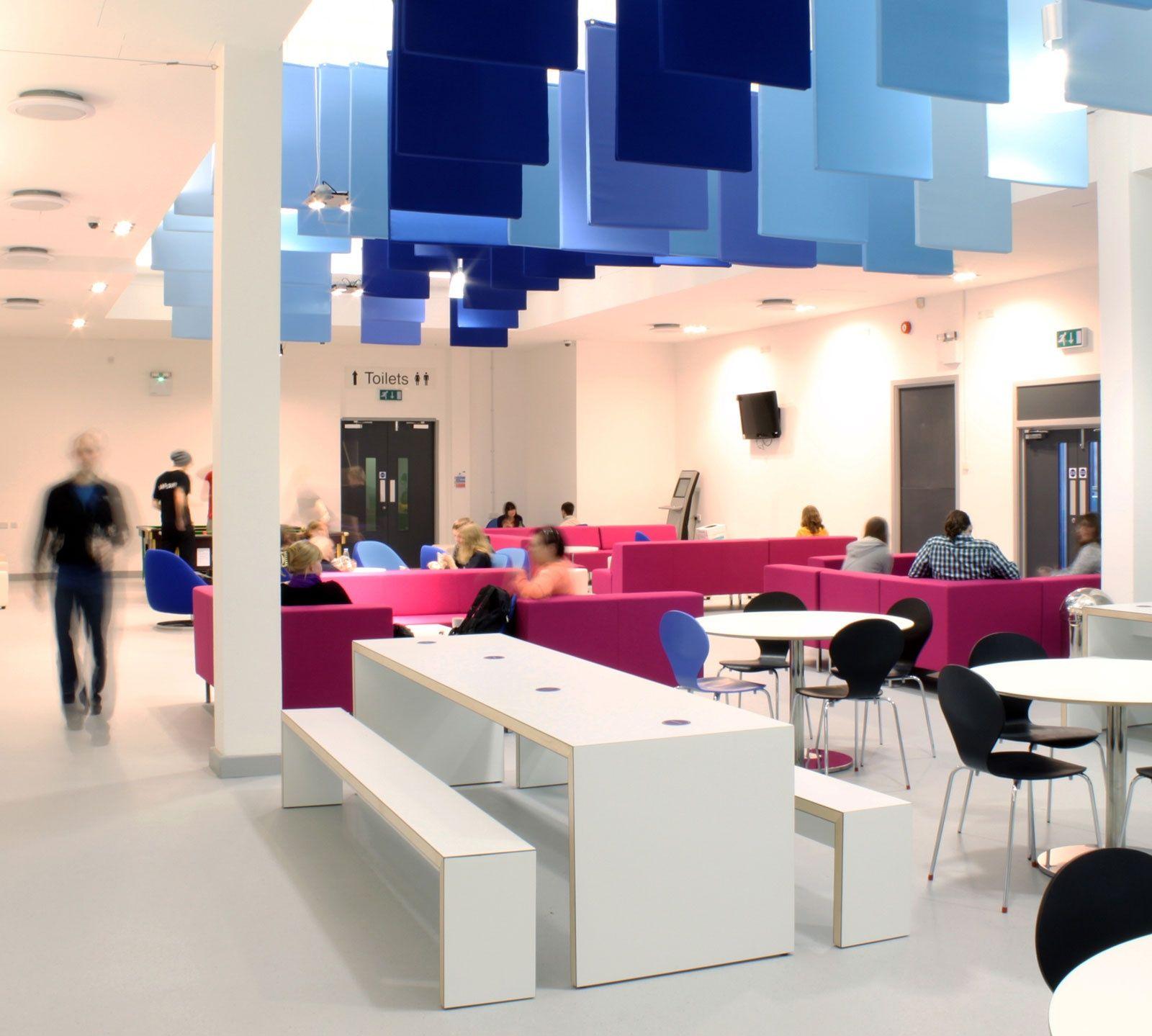 Eduction space design university design university of portsmouth interiors for the third for Interior design courses brisbane