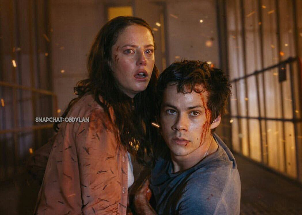 What Was Going Through Your Head As This Scene Played During The Deathcure Let Me Know Below Dylanobrien The Filme Stream Ganze Filme Maze Runner Thomas