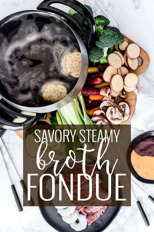 Broth Fondue | Oh So Delicioso