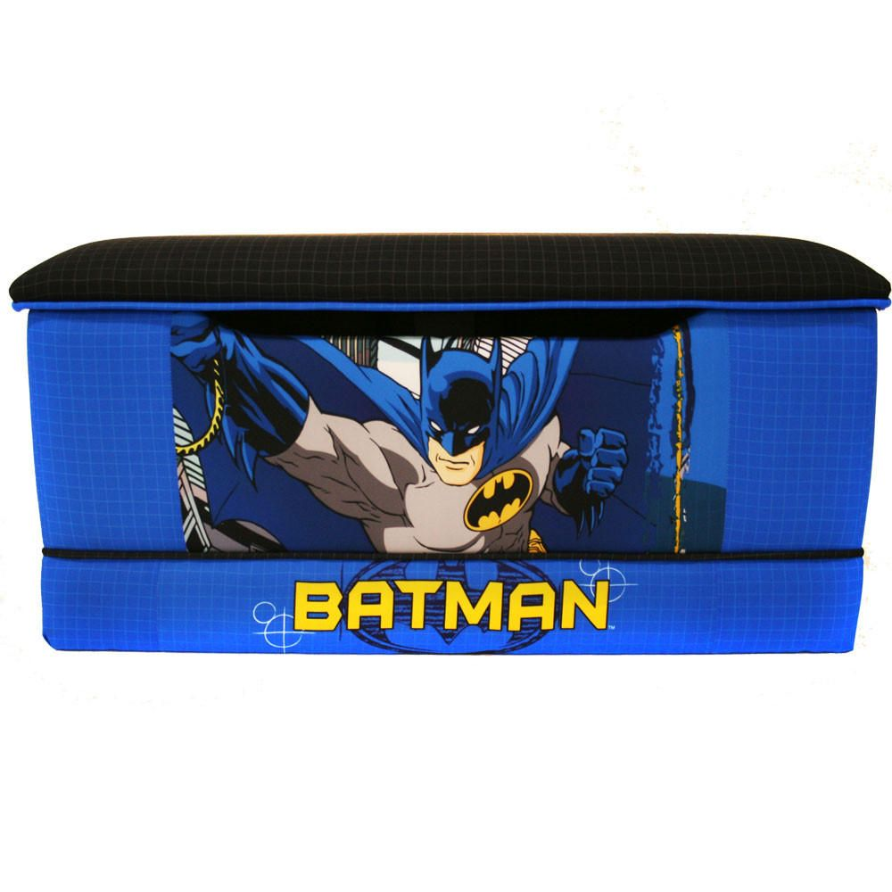 Ultimate Batman Toy Box from Simply Superheroes. Saved to