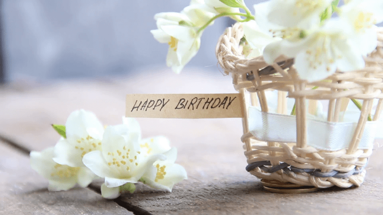 70 Beautiful Happy Birthday Flowers Hd Images Happy