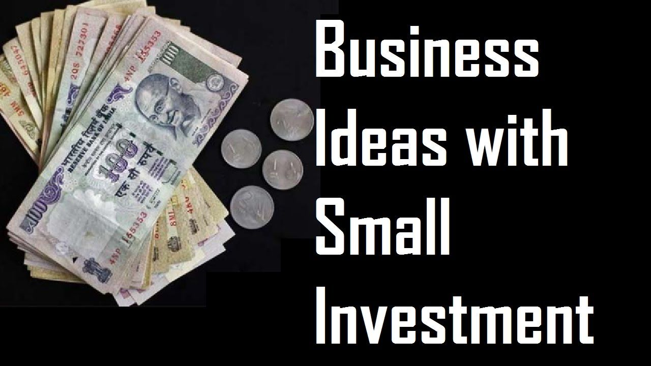 28 Business Ideas In India With Small Investment In Tamil