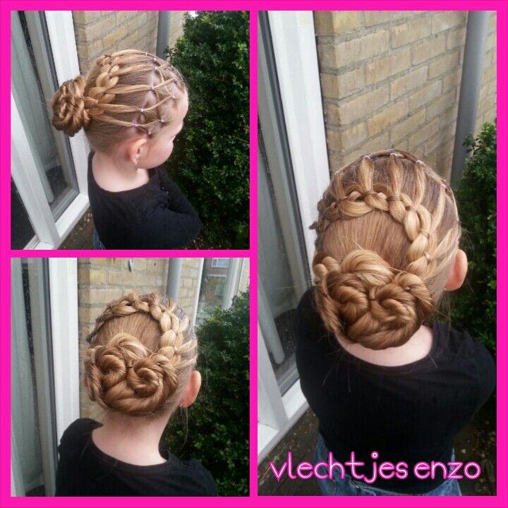 Just a fun hairstyle #hairstylesforgirls #hairstyles #braidsforgirls #braids