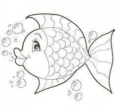 dibujos de animales acuaticos para imprimir y colorear ...