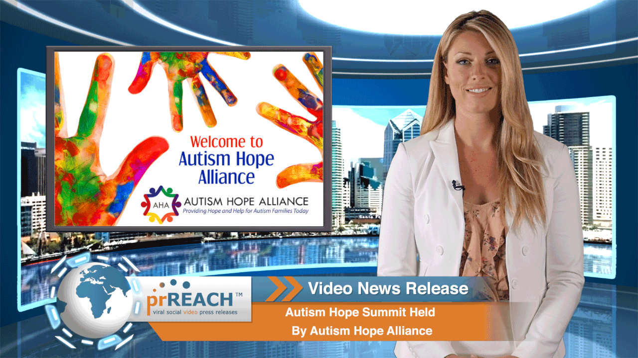 Autism Hope Summit Held By Autism Hope Alliance  http://www.prreach.com/autism-hope-summit/