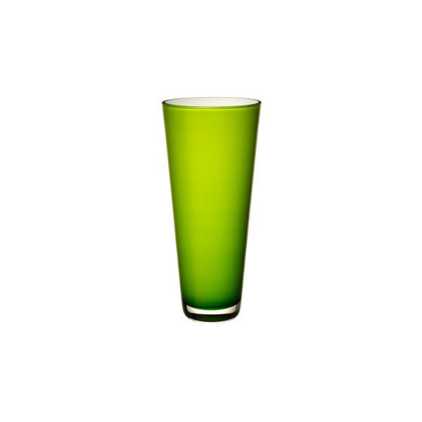 Villeroy & Boch Verso Vase Large Juicy Lime (16810 ALL) ❤ liked on Polyvore featuring home, home decor, vases, 6836-31568, lime green vase, lime green home decor, modern vase, modern home decor and lime green home accessories