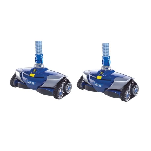 Zodiac Mx8 Inground Swimming Pool Cleaner Vacuum Robot Suction Side 2 Pack Pool Cleaning Swimming Pool Cleaners Swimming Pools Inground